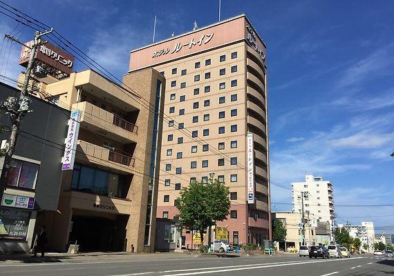 Hotel Route Inn Asahikawa Ekimae Ichijodori Asahikawa
